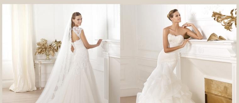 ▷ catalogo de vestidos para novias - escoge el tuyo | revista bodas